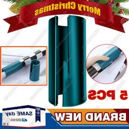 1/2/5 PCS ELF Cutting Sliding Wrapping Paper Xmas Gift Roll