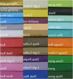 10 SHEETS ACID FREE TISSUE PAPER VARIOUS COLOUR 50CM*35CM ro