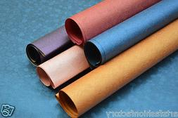 10-sheets Metallic Color Holiday Wrapping Paper Roll Gift Wr