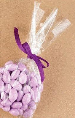 """100 / Cello Bag, Candy Treat Bags 5x10""""  Gift Packaging"""