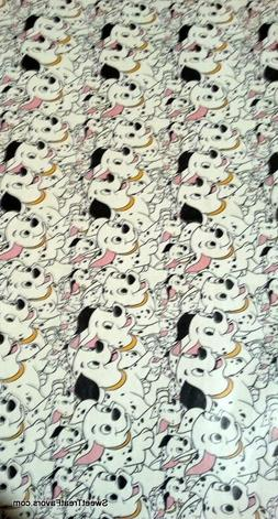 101 Dalmatians Dogs Wrapping Paper Sheet Gift Book Cover Bir