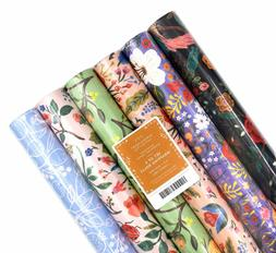 18 Gift Wrapping Paper Sheets 20X30 inch Set of 6 Wrapping R