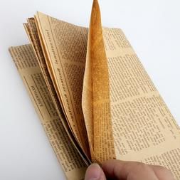 1pcs Vintage Newspaper Gift <font><b>Wrapping</b></font> <fo