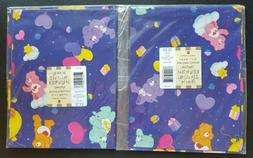 CARE BEARS Gift Wrap Paper American Greetings MULTI-COLOR A