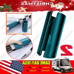 2 X Sliding Wrapping Paper Cutter Christmas Seconds Wrap Pap