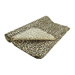 20 Sheet Gift Wrapping Tissue Paper 20 x 30 Leopard Animal P