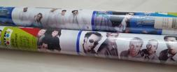 2x Music Mania Backstreet Boys Into The Millennium Gift Wrap