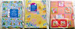 3 Packs GIFT WRAP VTG Wrapping Paper BABY Shower Gift Sealed