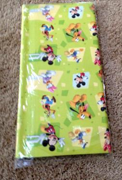 3 X DISNEY  MICKEY MOUSE Wrapping Paper sheets birthday gift
