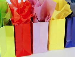 """400/PK TISSUE PAPER 20X26""""  solid color tissue paper gift wr"""