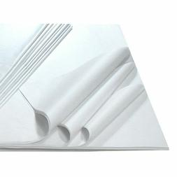 """480 Tissue Paper White  20"""" x 30""""  Large Sheets Gift Wrap Wr"""