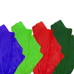 "480 pk TISSUE PAPER 20X30"" solid color tissue paper gift wra"