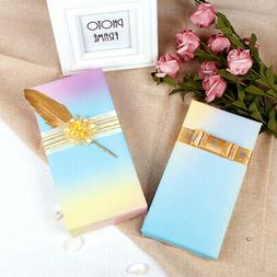50x70cm Gradient Gift Wrapping Paper Wedding Birthday Gift W