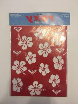 ROXY  QUIKSILVER book covers wrapping paper Wrap it up! 36x2
