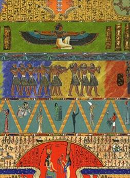 Ancient Egyptian Tissue Wrapping Paper-20 Sheets