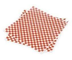 Bundleofbeauty Item#677hy- 100 Sheets 12 X12 Red and White C