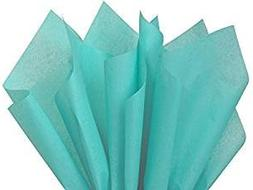 Caribbean Teal 100 Sheets- Gift Wrapping Tissue Paper Premiu