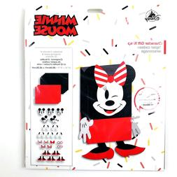 Disney Store Character Gift Wrap Set Minnie Mouse Wrapping P