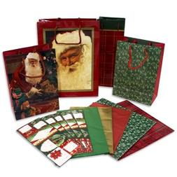 American Greetings - 60 Piece Christmas Wrapping Assortment