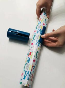 Christmas wrapping Paper Sliding Paper Cutter-2 Peices