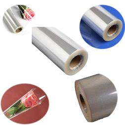 Clear Cellophane Wrap Roll Gift Baskets Wrapping Paper 10m x