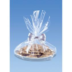 """Amscan 37805.86 Party Bags, 18"""" x 16"""", Clear"""
