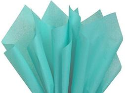 "Dark Aqua - Gift Wrapping Tissue Paper 15"" x 20"" 