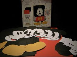 Disney MICKEY MOUSE  Gift Wrap Set  Wrapping Paper