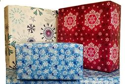 """Frozen-Inspired Wrapping Paper , 30"""" x 15 Feet each roll"""
