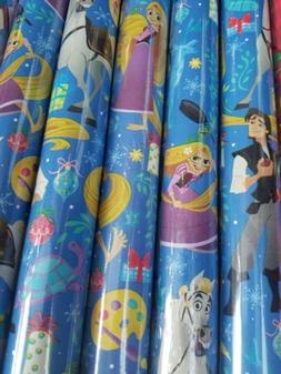 Gift Wrap - Disney Princess Rapunzel Tangled - Wrapping Pape
