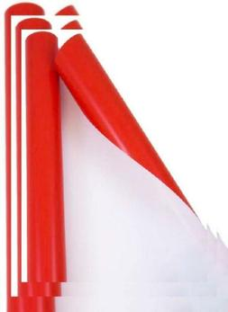 JAM PAPER Gift Wrap - Glossy Wrapping Paper - 40 Sq Ft Jumbo
