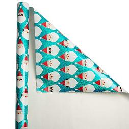 JAM PAPER Gift Wrap - Christmas Wrapping Paper - 25 Sq Ft -