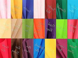 "Gift Wrap Tissue Paper- Solid Colors-LARGE 20"" by 30"" Premiu"