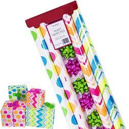 Gift Wrapping Paper – All Occasion Wrapping Paper – Wrap