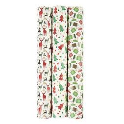 27.5 x 17.2 Inches Gift Wrapping Papers Sheets - 24-Sheets X