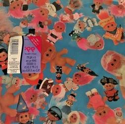 Hallmark Russ Trolls Gift Wrap Wrapping Paper Vintage 1993 A