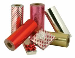 """Jewelry 7.5"""" x 150ft Gift Wrapping Paper High Quality Assort"""