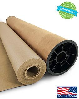 "Premium Quality Kraft 30""x1200"" 100ft Brown Recycled Wra"