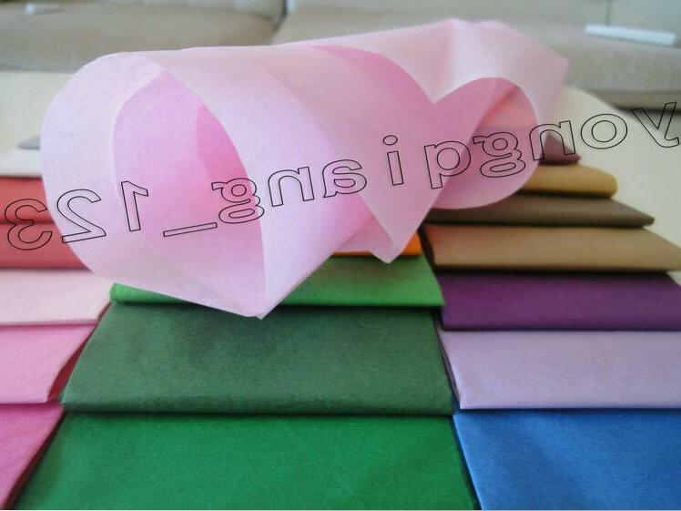 10 SHEETS TISSUE 50CM*35CM 14x20 inches