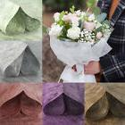 10pcs Floral Wrapping Paper Rose Bouquet Package Material Gi
