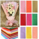 10x Origami Tissue Paper Flower Wrapping Paper Gift Packagin
