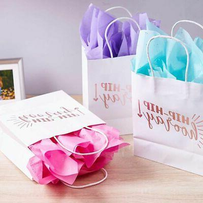 """120-Pack Color Gift Tissue Wrapping Supply 20"""" x 26"""""""