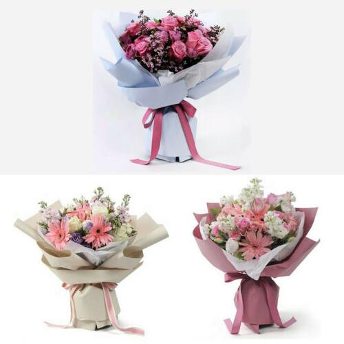19.5x27.5in Matte Christmas Gift Flower Wrapping