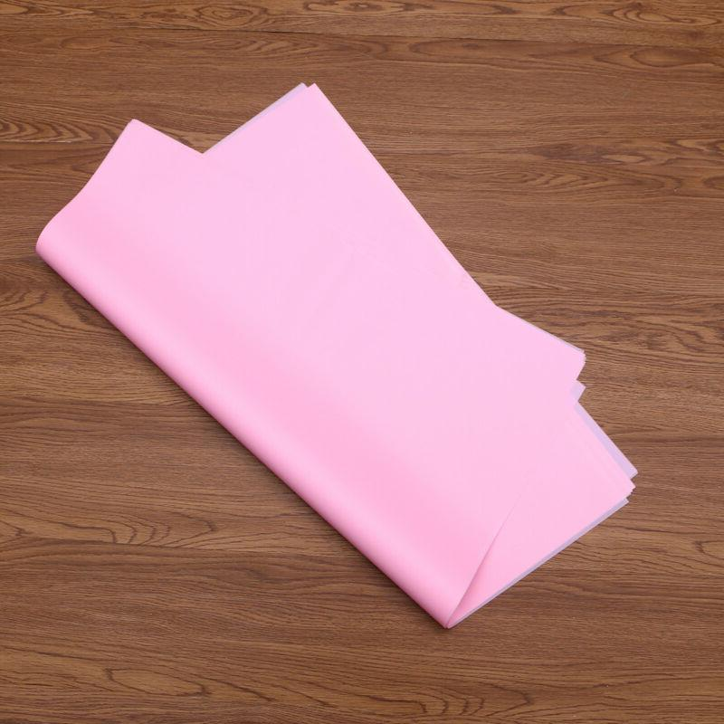 20 pcs Paper Solid Translucent Matt for