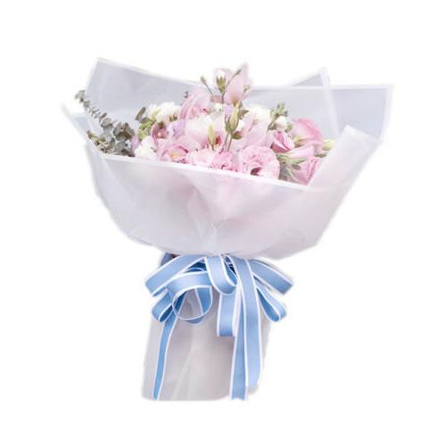 20PC Colorful Flower Packaging Bouquet Wrapping