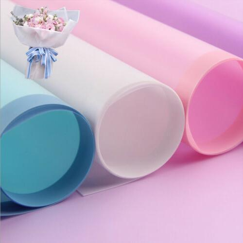 20PCS DIY Flower Bouquet Wrapping Paper Waterproof Craft Pap