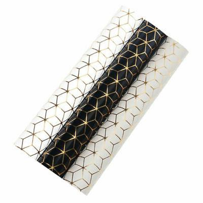 3pcs wrapping paper papercraft packaging wrapping craft