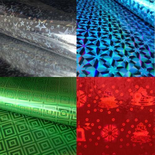 4PCS Metallic Gift Paper Party Package 50x70cm