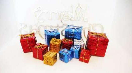 4PCS Gift Paper Christmas Package