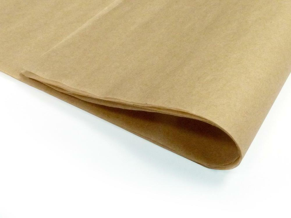 "960 Tissue Paper Kraft Natural 20"" x 15""  Large Sheets Gift"